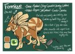 Fennique Reference by Espherio