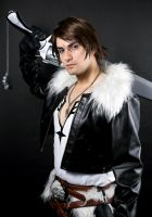 Squall Leonhart VI by alsquall
