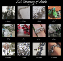 2010 Year of Maille by ArmoredKoi