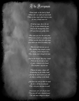 NaPoWriMo 2013, Day 01 by Blacklands