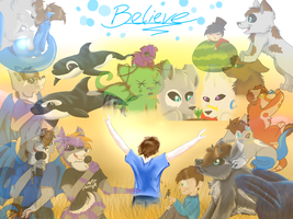 Believe~ ID by dragonwolfgirl1234