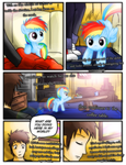 My Little Dashie The Comic: PAGE 26 by WaItzBrony