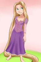 Rapunzel cmplete by movedelsewhere