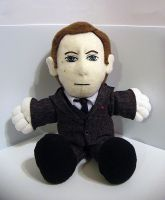 BBC Mycroft Plushie by alice-day