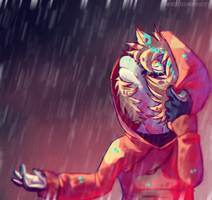 rain by meteorcrash