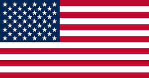 Flag of the United States by themaincoon