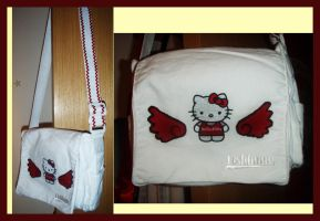 My Hello Kitty bag by Skymone