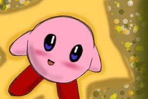 Kirby by mysticakez