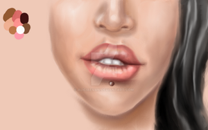 Lips-Practice by AliciaEvan