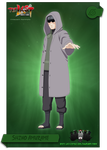 Shino Aburame by byClassicDG
