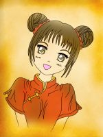 Anime Pucca Cololred by Chocotay1996