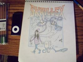 Skrillex by 7806nick