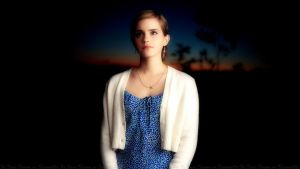 Emma Watson Night Wallflower by Dave-Daring
