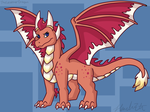 Gift: Knight-Of-Aries by TheLeatherDragonI