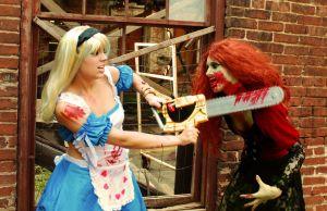 Alice in Zombieland by seniormanager