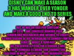 Wander Over Yonder Season 3 and disney by malerfique