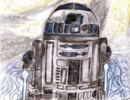 R2-D2 by AnakinJones