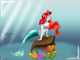 .:Under The Sea:. by OpalSkye