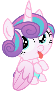 [Vector] Flurry Heart #2 by PaganMuffin