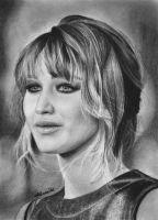 Jennifer Lawrence by Mahbopoli