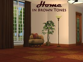 Home in Brown Tones by allison731
