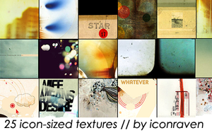 Texture set 28 by iconxraven