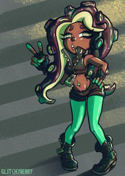Marina by glitchyberry