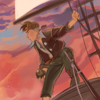 Treasure Planet by heliozero