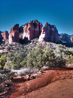 Sedona HDR Picture by Sethly
