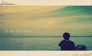 Distance... by teelafpiya