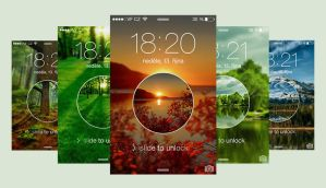 Circle Nature Wallpapers by kamen911