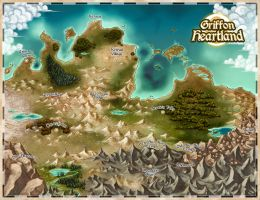 Griffon Heartland by butterfrog