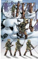 Peter Panzerfaust issue 11 Teaser 1 by angieness