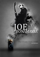 joe bonamassa - itunes by mvgraphics