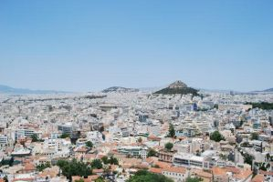 Athens by Jazzersighs