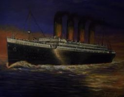 Titanic by KeithWhittington1974