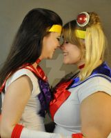 Scrunchnosed Sailor Scout Love by Vpoolephotos