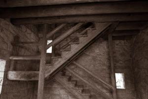 Solid Staircase by nescio17