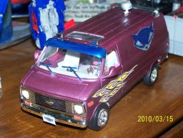 Sly1 Chevy Van complete1 by coonk9