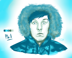 Palette challenge - Phrosty Phil by MartyOfLungbarrow