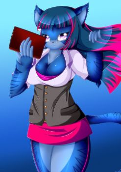 Your Books Please by Rubynite