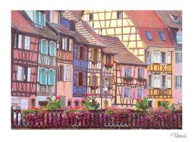 Streets of France by MandaJay
