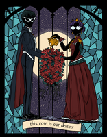 This Rose is Our Destiny by acbardwil