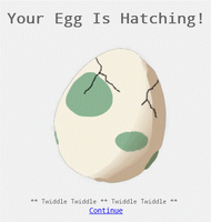 Egg hatching by Rolyataylor2