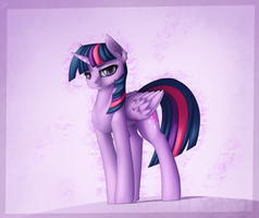 Twilight Sparkle by DipFanken