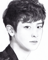 Chanyeol by Audrey829SJ