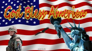 God Bless America by Don64738