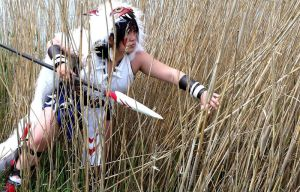 Princess Mononoke ~ San by EbonyEagle