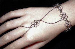 Slave bracelet by Craftcove