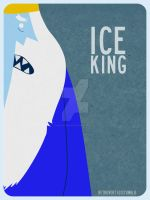 The Ice King by retro-vertigo